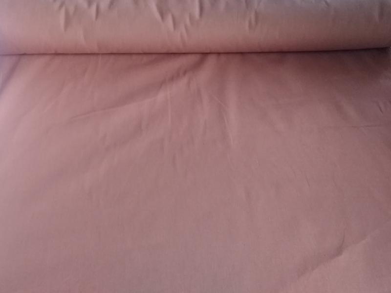 Ткань бязь 150 однотонная Терракотовая фото