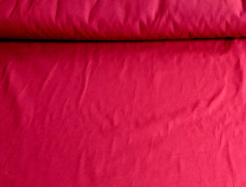 Ткань бязь 150 однотонная бордо фото