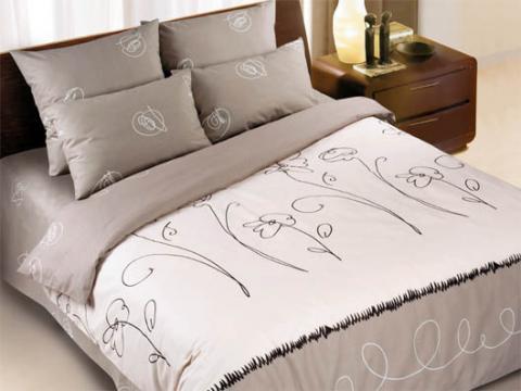 Комплект постельного белья 1.5 спальный Волшебная ночь Фиалка Монмартра  511-3609 фото