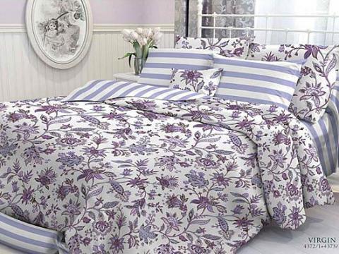Комплект постельного белья семейный Verossa Перкаль 545-4372 Virgin фото