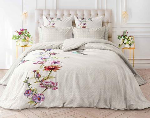 Фото Комплект постельного белья Verossa Перкаль 2 спальный 543-2053-70 Edem