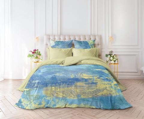 Фото Комплект постельного белья Verossa Перкаль 1.5 спальный 541-2065-70 Estate