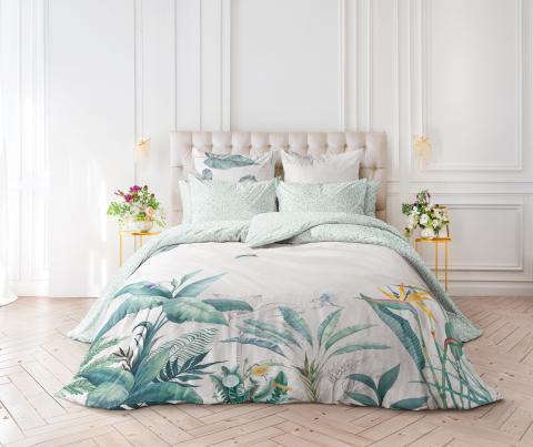 Фото Комплект постельного белья Verossa Перкаль 1.5 спальный 541-2061-70 Liana