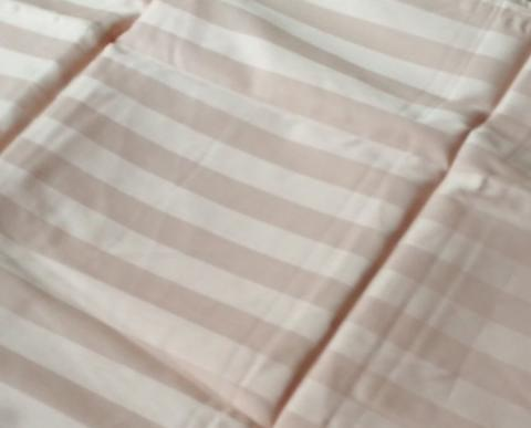 Наволочка сатиновая 50 на 70 Персик нежный фото
