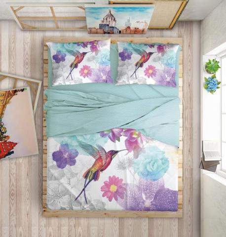 Комплект постельного белья 1.5 спальный Love Me Fairytale фото
