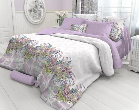 Комплект постельного белья 1.5 спальный Verossa Перкаль 541-2021-50 Lupin фото