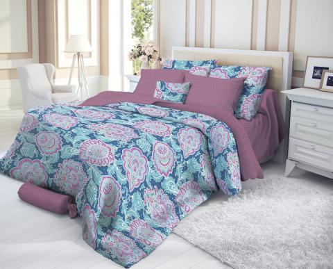 Фото Комплект постельного белья Verossa Сатин 2 спальный 563-3004-50 PersianLotos