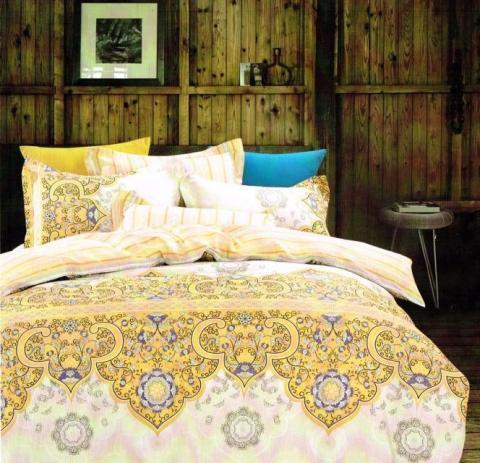 Постельное бельё Танго Твил 1.5 спальный tpig4-738 фото