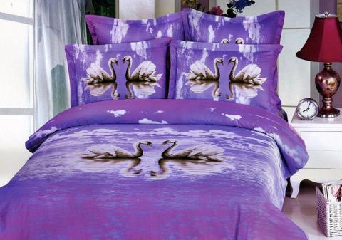 Постельное бельё Танго Сатин 1.5 спальный ts01-059-70 фото