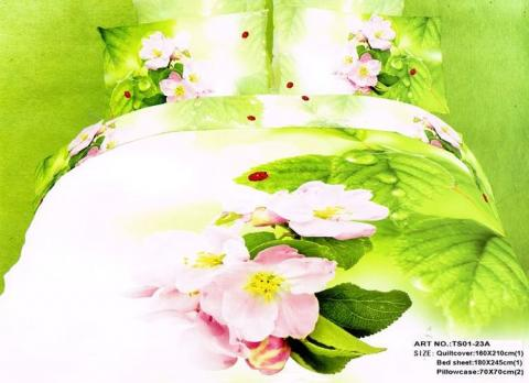Постельное бельё Танго Сатин 1.5 спальный ts01-23a-70 фото