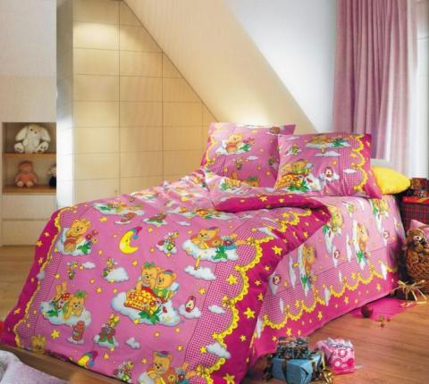 Фото Комплект постельного белья Сладкий сон 2 бязь 1.5 спальный детский А110091982