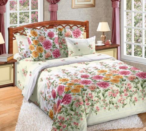 Фото Комплект постельного белья Далия 1 бязь евро 4100Б196851