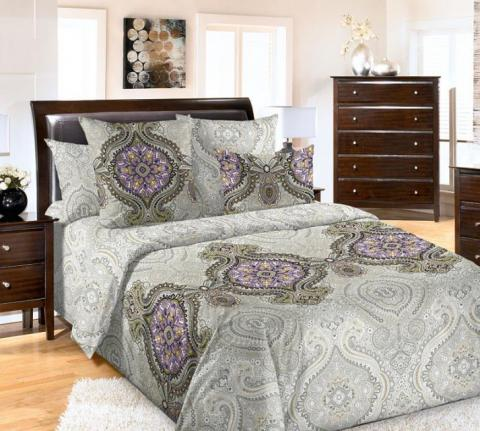 Фото Комплект постельного белья Интрига 3 бязь 2 спальный 3100Б197563