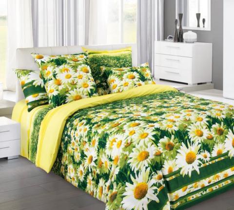 Фото Комплект постельного белья Простор 1 бязь семейный 6100Б193111