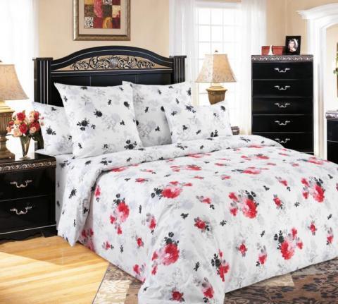 Фото Комплект постельного белья Анабель 1 перкаль 1.5 спальный 1200П190841
