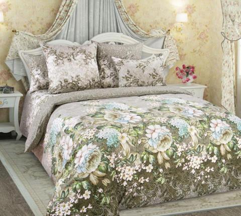 Фото Комплект постельного белья Анна 1 перкаль 1.5 спальный 1200П195991