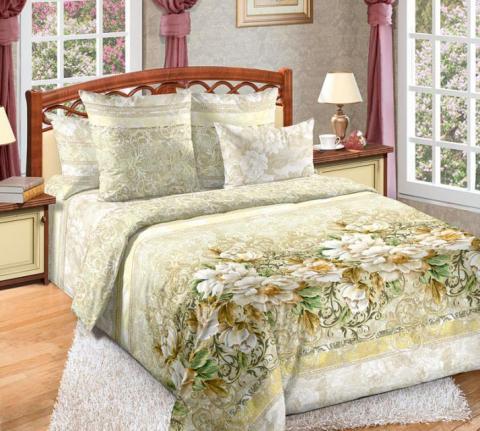 Фото Комплект постельного белья Анжелика перкаль 1.5 спальный 1200П197251