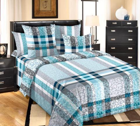 Фото Комплект постельного белья Бруно 1 перкаль 1.5 спальный 1200П197171