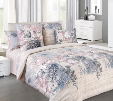 Фото Комплект постельного белья Эскиз 1 перкаль 1.5 спальный 1200П194691