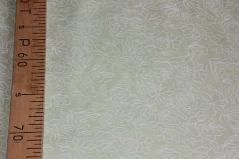 Ткань тик наволочный салатовый фото