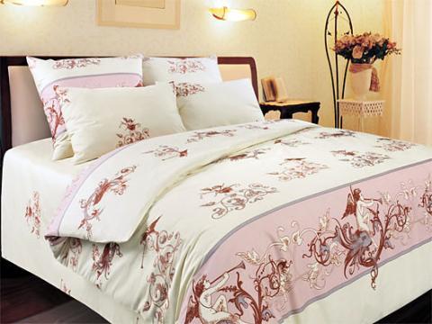 Комплект постельного белья 2 спальный Verossa Tencel 523-3470 Angels фото