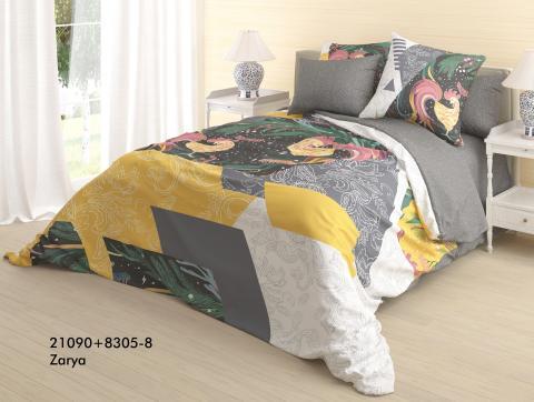 Фото КПБ Волшебная ночь 1.5 спальный 511-1090-50 Zarya