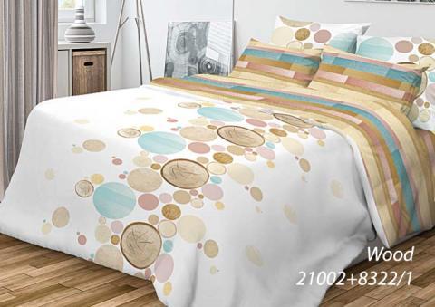 Фото КПБ Волшебная ночь 1.5 спальный 511-1002-50 Wood