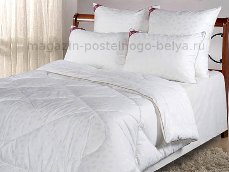 Одеяло Лебяжий пух 1.5 спальное
