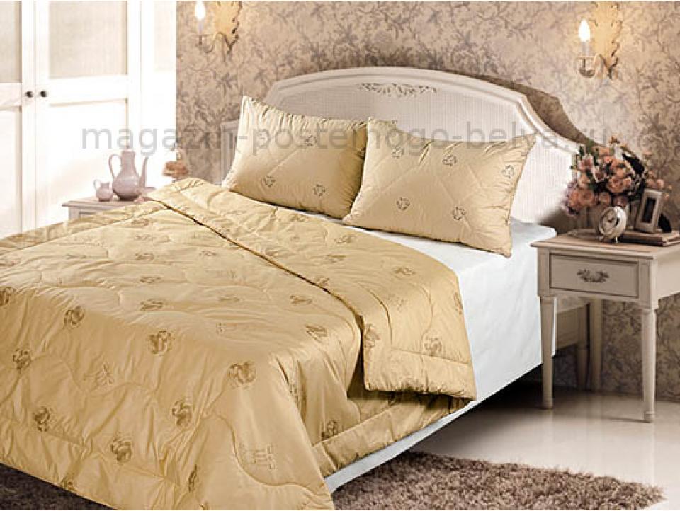 Одеяло из верблюжьей шерсти 2 спальное