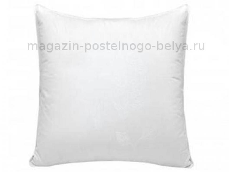 Подушка лебяжий пух 70 на 70 фото