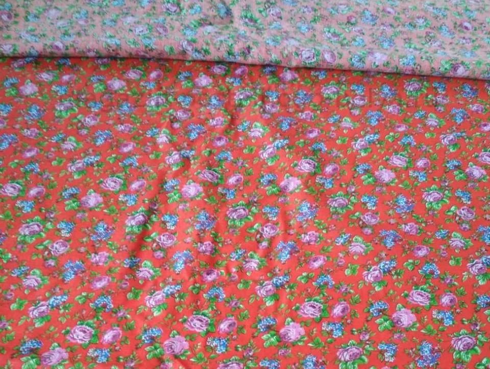 Ткань ситец плательный 80 см 100 г ssh-11222 фото