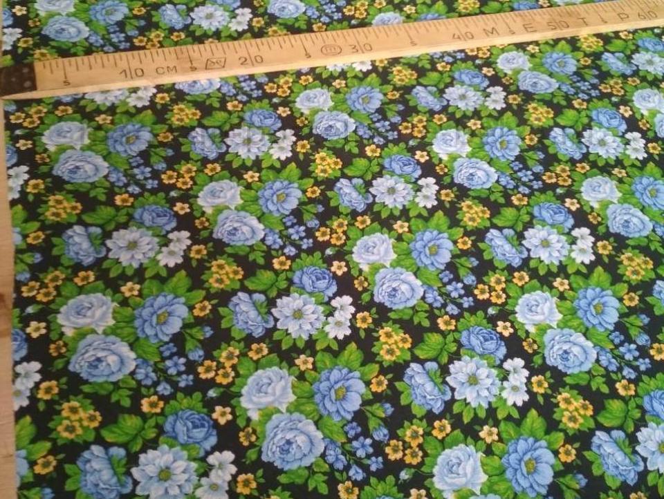 Ткань ситец плательный 80 см 100 г ssh-69563 фото
