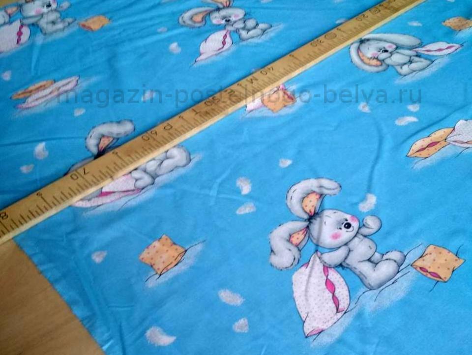 Ткань ситец детский 80 см 100 г ssh-86344 фото