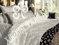 Комплект постельного белья 1.5 спальный Хлопковый край Сатин 361-53181 Блеск фото