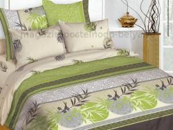 Комплект постельного белья 1.5 спальный Волшебная ночь Бязь-люкс  Тропик 511-4409 фото