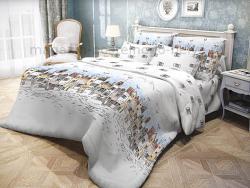 Комплект постельного белья 2 спальный Волшебная ночь Бязь 512-4602 фото