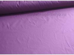 Ткань бязь 150 однотонная баклажан фото