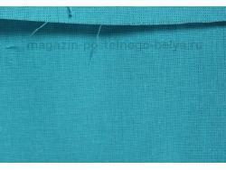 Ткань бязь 150 однотонная голубая фото