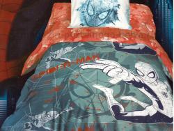 Комплект постельного белья 1.5 спальный детский Человек-Паук 511-093 фото