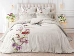 Фото Комплект постельного белья Verossa Перкаль 1.5 спальный 541-2053-50 Edem