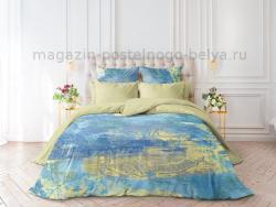 Фото Комплект постельного белья Verossa Перкаль семейный 545-2065 Estate