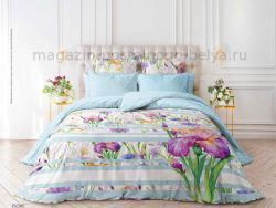 Фото Комплект постельного белья Verossa Перкаль 1.5 спальный 541-2064-70 Fiore