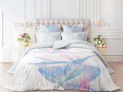 Фото Комплект постельного белья Verossa Перкаль семейный 545-2058 Pearl