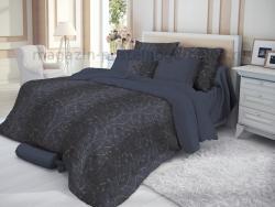 Фото Комплект постельного белья Verossa Сатин 1.5 спальный 561-3035-50 Rame