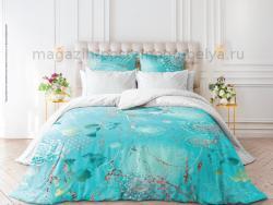 Фото Комплект постельного белья Verossa Сатин семейный 565-3040 Shine