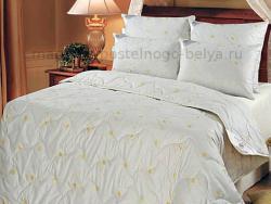 Одеяло из овечьей шерсти 1.5 спальное