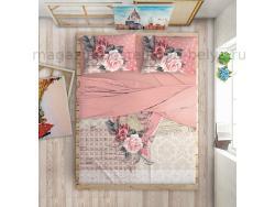 Комплект постельного белья 2 спальный Love Me Remember me фото