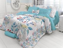Фото Комплект постельного белья Verossa Перкаль 1.5 спальный 541-2023-70 Porcelain