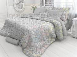 Фото Комплект постельного белья Verossa Перкаль 1.5 спальный 541-8423-50 Damask