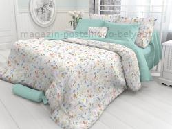Комплект постельного белья 1.5 спальный Verossa Перкаль 541-2031-70 WildFlowers фото